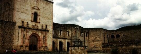 Metztitlán [Lugar de la Luna] is one of Lieux sauvegardés par Alejandro.