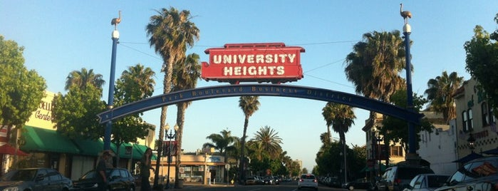 University Heights is one of SAN DIEGO.