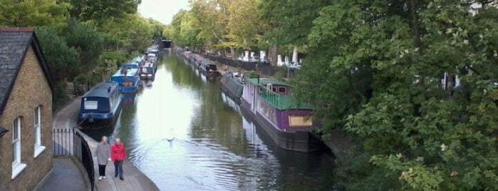 Little Venice is one of London <3.