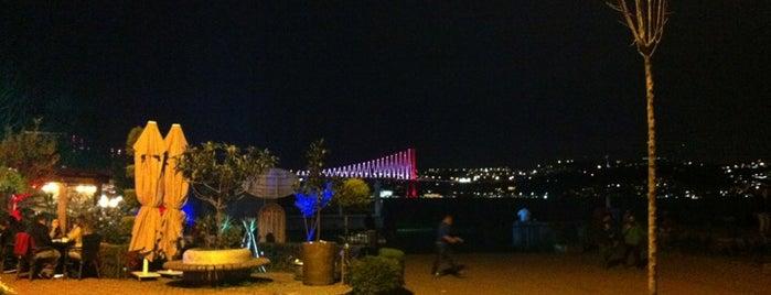 Bahçe Cafe is one of Tempat yang Disimpan Emre.