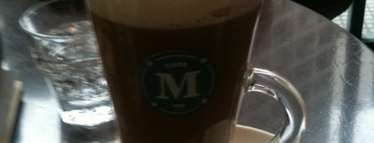 Café Martínez is one of BsAs.
