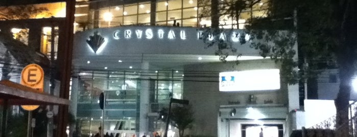 Shopping Crystal is one of 'Must-visit' Shoppings de Curitiba.