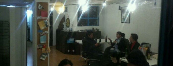 El 3er Espacio is one of Coworking Spaces DF.