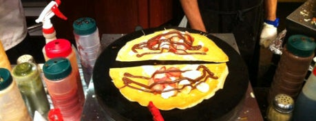 CrepeMaker is one of Food and Bars.