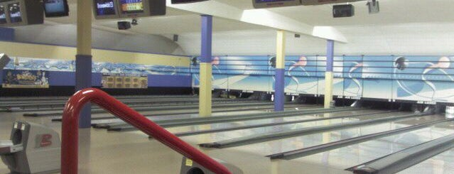 Air Lanes Bowling Center is one of Mia : понравившиеся места.