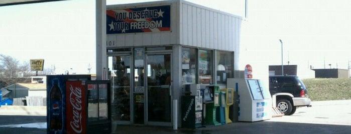 Freedom Oil is one of Jeff'in Beğendiği Mekanlar.