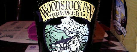 Woodstock Inn Station & Brewery is one of Breweries.