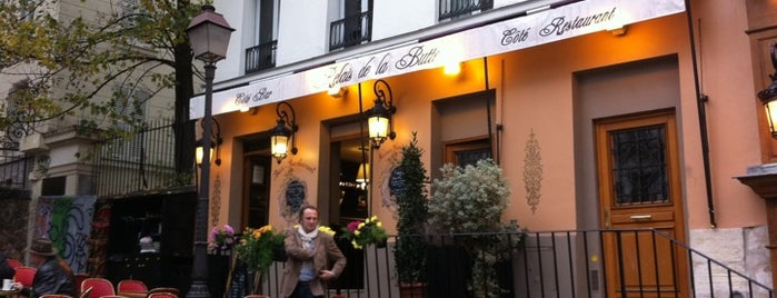 Relais de la Butte is one of Mes restaurants favoris à Paris 1/2.