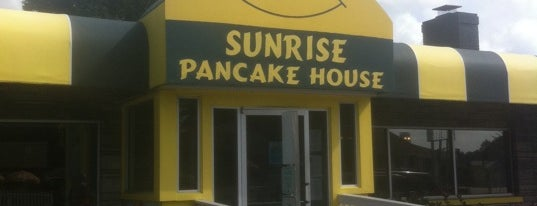Sunrise Pancake House is one of Calabash.