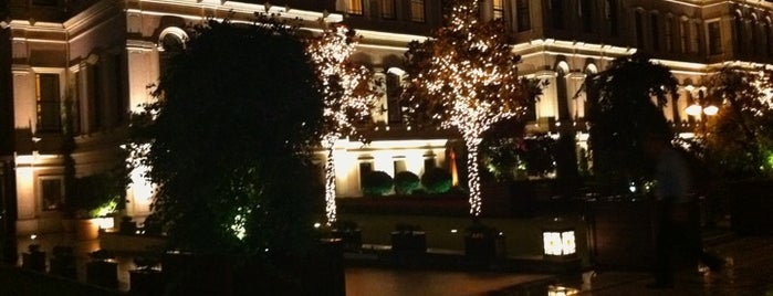 Four Seasons Hotel Bosphorus is one of NewNowNext Travel.