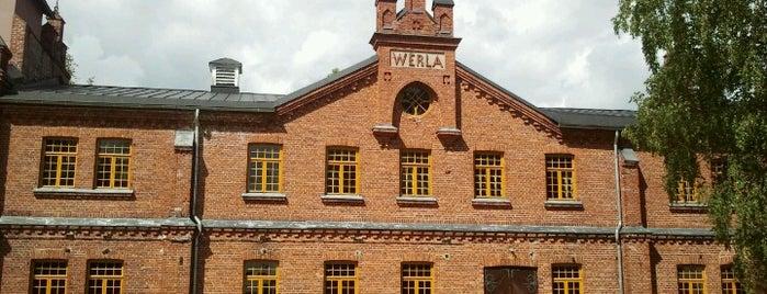 Verla is one of Достопримечательности Финляндии.