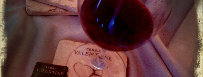 Terra Valentine Winery is one of Film. Food. Wine..