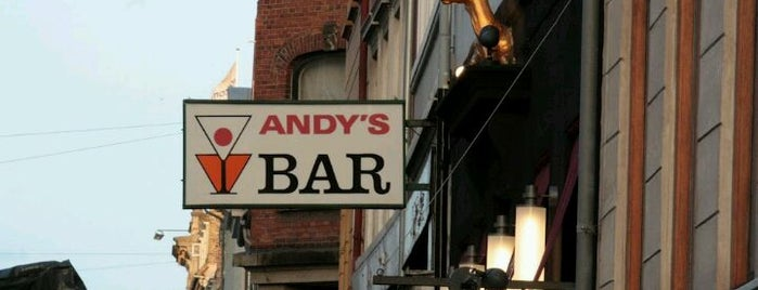 Andy's Bar is one of September 2018 Trip - Drinks.