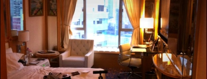 Regal Hong Kong Hotel is one of Shankさんのお気に入りスポット.