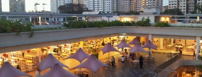 Tiong Bahru Market & Food Centre is one of Singapore.