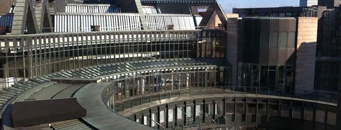 Landtag Nordrhein-Westfalen is one of StorefrontSticker #4sqCities: Düsseldorf.