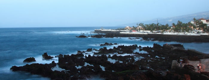 Puerto de la Cruz is one of Urlaub mit dem Mietwagen: Teneriffa.