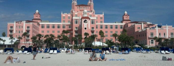 The Don CeSar is one of Guide to St Petersburg's best spots.