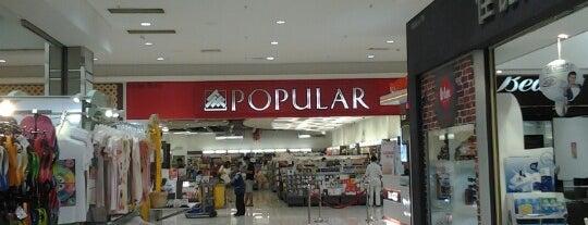 POPULAR Bookstore is one of Neu Tea's Nav.