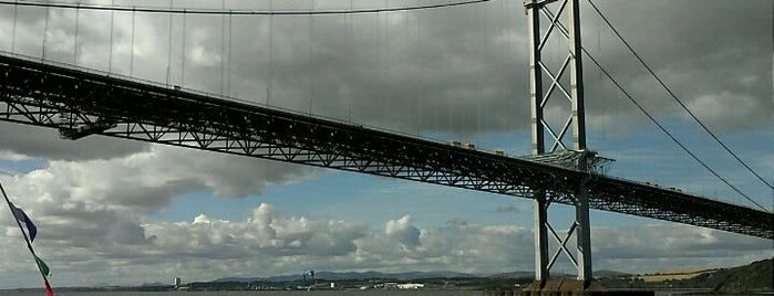 Forth Road Bridge is one of World Heritage Sites List.