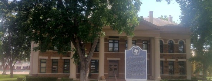 Mason County Courthouse is one of The Daytripper's Mason.