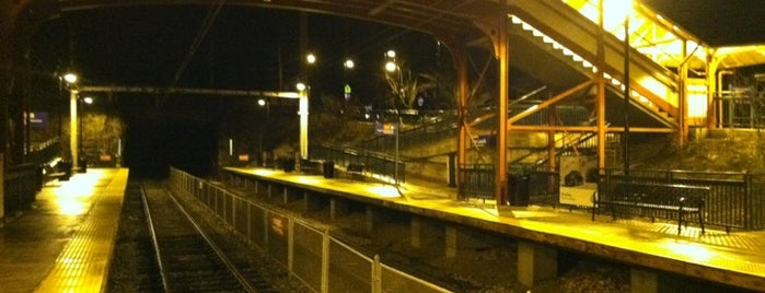 SEPTA Allen Lane Station is one of 2nd Ring.