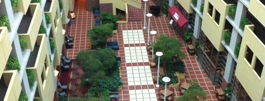 Embassy Suites by Hilton is one of Orte, die Chia gefallen.