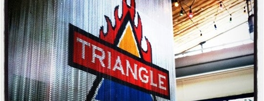 Triangle Char & Bar Avondale is one of Charleston's Best American - 2013.