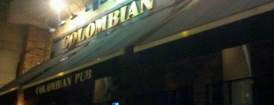 Colombian Pub is one of Sabrina 님이 좋아한 장소.