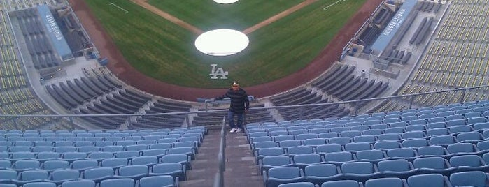 Dodger Stadium is one of I love LA...we LOVE IT!.