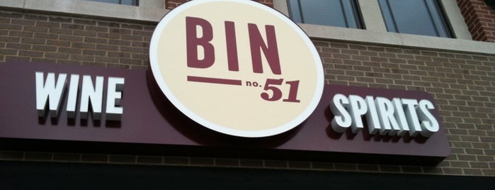 Bin 51 Wine & Spirits is one of Welcome to Eville....