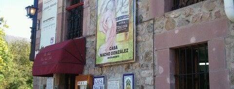 Casa Nacho Gonzalez is one of สถานที่ที่ Francis ถูกใจ.
