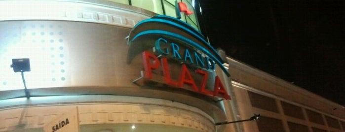 Grand Plaza Shopping is one of meus locais.