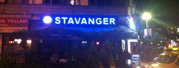 Stavanger Cafe & Bar is one of Lugares favoritos de Cem Yılmaz.