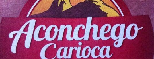 Aconchego Carioca is one of Botecos cariocas.