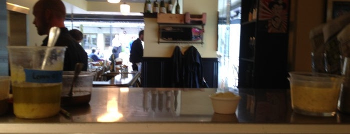Carafe Parisian Bistro is one of PDX.