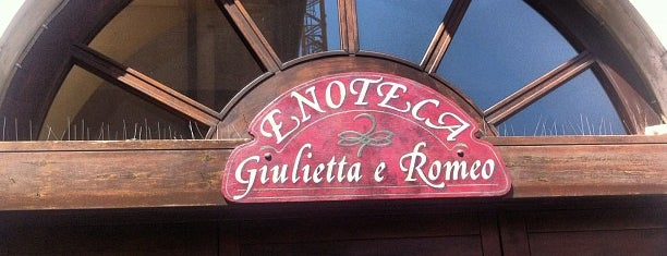 Osteria Giulietta e Romeo is one of Verona.