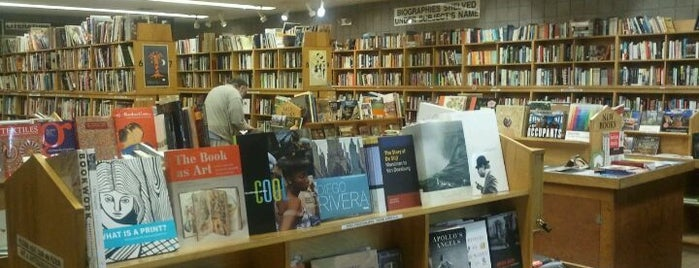 Moe's Books is one of Berkeley Love.
