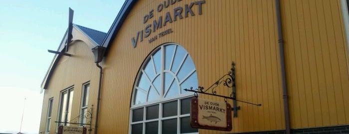 De Oude Vismarkt Van Texel is one of Texel.