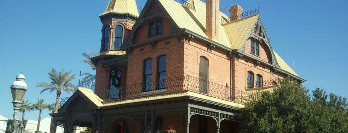 Rosson House is one of Must Do Phoenix, AZ #VisitUS.