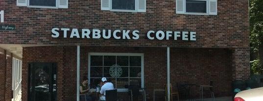 Starbucks is one of สถานที่ที่ Satyajith ถูกใจ.