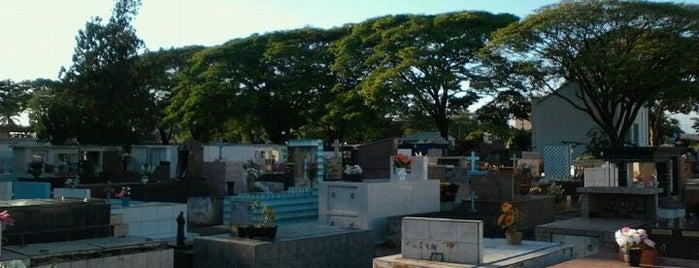 Cemitério Nossa da Candelária de Indaiatuba is one of INDAIATUBA.
