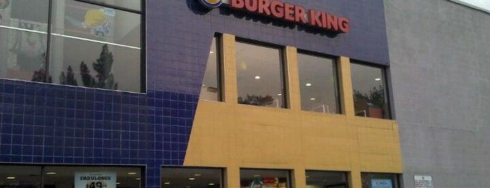 Burger King is one of Orte, die Griselda gefallen.