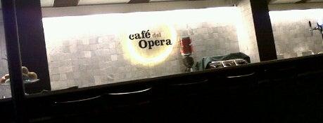 Cafés y heladerias :)