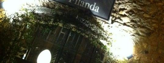 La Filanda is one of Tempat yang Disimpan Cascina.