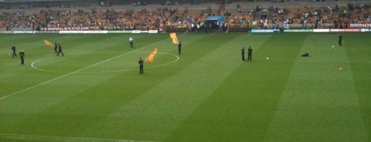 Molineux Stadium is one of Soccer Stadiums.