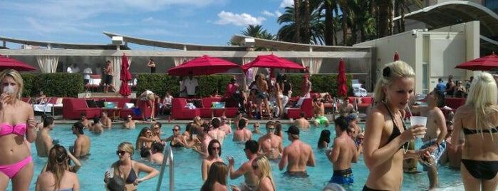 Wet Republic Ultra Pool is one of My Las Vegas Faves.