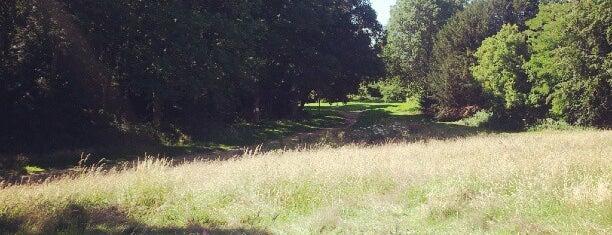 Chorleywood Common is one of tim'in Beğendiği Mekanlar.