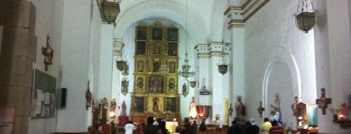 Templo De San Agustin is one of Locais curtidos por Bede.