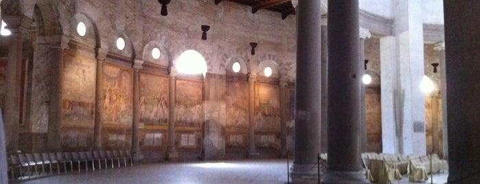 Chiesa di Santo Stefano Rotondo is one of Rom.